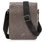 Ostrich ShoulderBag MFV
