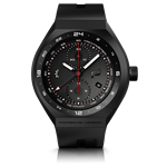 MONOBLOC ACTUATOR 24H-Chronotimer Black & Rubber